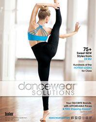 Dancewear Solutions Catalog