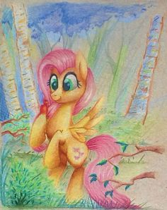 in the forest by mapony240.deviantart.com on @DeviantArt