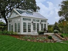 DREAM !!!!Conservatory greenhouse by Creative Conservatories