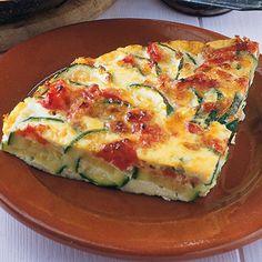 Zucchini-Tortilla-Pfanne Rezept | Küchengötter