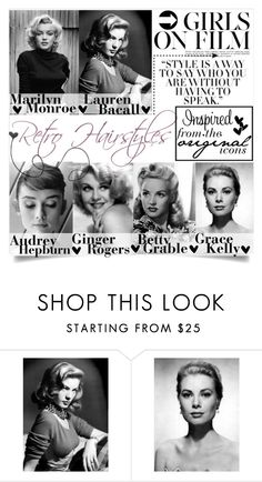 """""""The Original Style Icons"""" by happilyjynxed ❤ liked on Polyvore featuring beauty"""