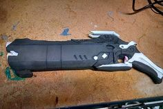 Got Reaper's Gun from #overwatch done today! Just have to start painting and…