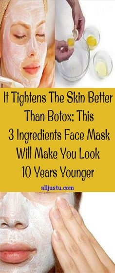 Skin Care Remedies This mask will make you look even 10 years younger and it will definitely save some money. You won't need Botox or any other facial surgery. Beauty Care, Diy Beauty, Beauty Skin, Health And Beauty, Beauty Ideas, Homemade Beauty, Face Beauty, Beauty Hacks For Teens, Natural Beauty Tips