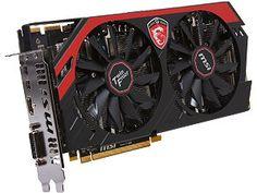 MSI Radeon R9 280 3GB 384-Bit GDDR5 Video Card + 3 Select AMD Gold Games $200 after $30 Rebate + Free Shipping