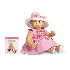 American Girl® Clothing: Little Hearts Outfit for Dolls