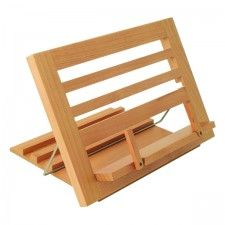 ATRIL PLEGABLE ALISO WOODEN