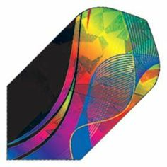 Dart Flight Broken Glass 3809 by Dart World. $3.00. Dress up your darts with these great Broken Glass dart flights available in assorted shapes and designs