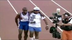 perseverace derek redmond - YouTube