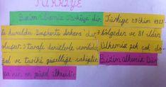 Dersimiz Türkçe, metnimiz Ayşegül. Yine bir düzenleme faciası. Metinleri öyle bir düzenliyorlar ki, konusunu ya da ana fikrini belirlemek...