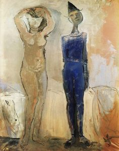 Marini, Marino, Il sogno, 1951-1966 Museo Marino Marini a San Pancrazio, Firenze