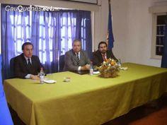 Cauquenesnet.com #DiaNoticias: Nuevo Gobernador asumió en la Provincia de Cauquen...