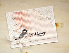 Birthday Wishes Car by Maile Belles for Papertrey Ink (November 2015)