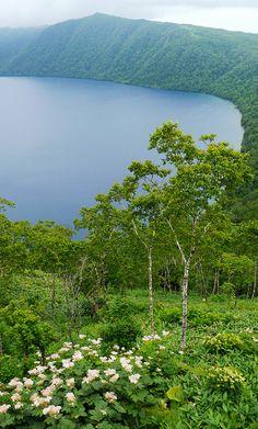 ღღ Lake, Hokkaido, Japan