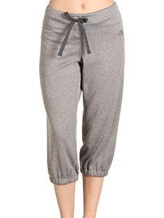 These north face capris look so darn comfy
