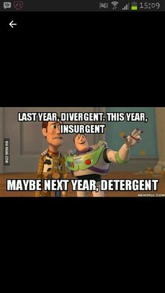 I just cant wait for detergent lol