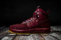 "Nike ""Team Red"" Lunar Force 1 Duckboot - EU Kicks: Sneaker Magazine"