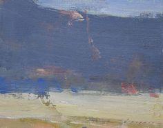 """Borrego Light by Simon Addyman Oil ~ 8"""" x 10"""""""