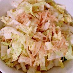きりぼし大根と白菜のゴマポン和え レシピ・作り方 by k2541585478|楽天レシピ