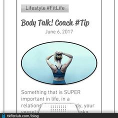 Something that is SUPER important in life, in a relationship w/ your body, your vessel your human form aka your living quarters. As well, as in any sort of spor. Softball, Soccer, Body Tips, Body Love, Speak The Truth, Healthy Mind, Weight Training, Self Love, Gymnastics