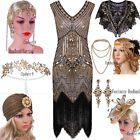 Rose Gold Dress 1920s Flapper Dresses Evening Gowns Christmas Cosplay Costume 20   eBay Prom Gowns Vintage, Vintage Flapper Dress, 1920s Dress, 1920s Flapper, Flapper Dresses, Fancy Dress Plus Size, Evening Dresses Plus Size, Evening Gowns, Sequin Prom Dresses