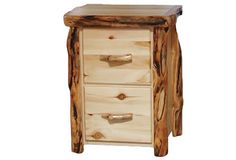 2 Drawer File Cabinet in Flat Front (24″W)