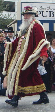 Formal Short Blanc Gants Masquerade Magicien Santa Claus Robe Fantaisie Hommes Femmes