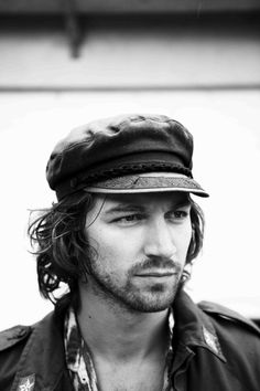 Michiel Huisman ... loved him in young victoria