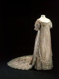 Royal wedding dresses through the ages.