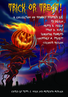 Trick or Treat!: A Collection of Spooky Stories is now available on Amazon!