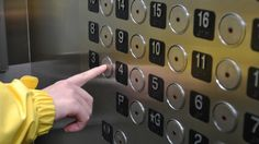 Study: Hospital Elevator Buttons Carry More Bacteria Than Toilet Surfaces