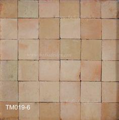 Moroccan Mosaic Square Tiles - TM019