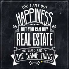Happiness depends on your Realtor's ability to negotiate a good deal on your dream home. Whether you're looking to buy or sell, we're here to help you every step of the way. Let's get together to discuss your many options! #letstalk #callme #realtor #broker #realestate #homesweethome #happiness #ownership #KramersRealEstateInvestments Deron A. Kramer Owner/Designated Broker Kramer's Real Estate Investments www.kramersrealestateinvestments.com 760-272-8976 Buy | Sell | Invest