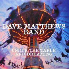 Favorite album of the 90s. ♡ Dave Matthews Band Under the Table & Dreaming Gatefold Lp Record Album on Vinyl