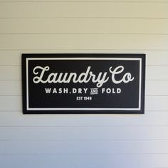 Laundry And Co Sign Simple Wash Dry Iron Laundry Room Art Decorsusannewberrydesigns Decorating Inspiration