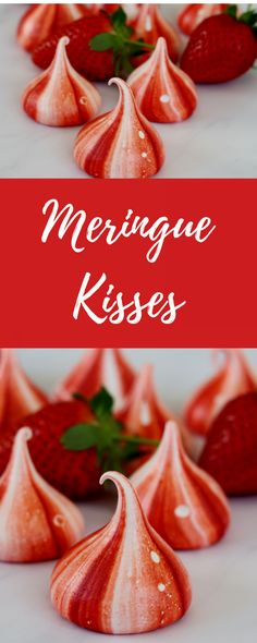 Meringue Kisses – Curly's Cooking