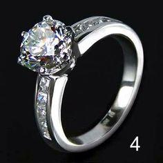 #EverMarker Luxury SONA Diamond Rings