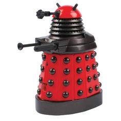 Amazon.com: Doctor Who Red Desktop Patrol Dalek: Toys & Games