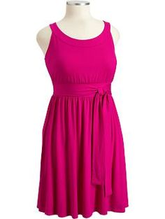 Oh this might be what I go with for Raspberry Torte's dress!  Right color and made to be belted.  Next will be a shirt to go under it and maybe the short cardigan.
