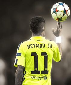 Edit: Neymar #fcblive [via @aejaz_barca]