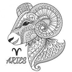 210 Ideas De N Zodiaco 01 Zodiaco Signos Del Zodiaco Dibujos