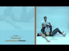 Demeter - Postura Nivel 1- Low Pressure Fitness - YouTube