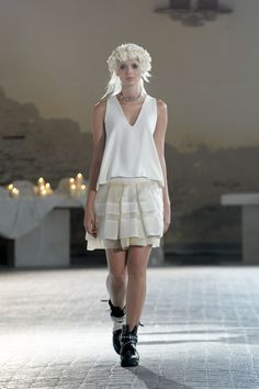 Dondup Fashion Show Spring Summer Collection 2014