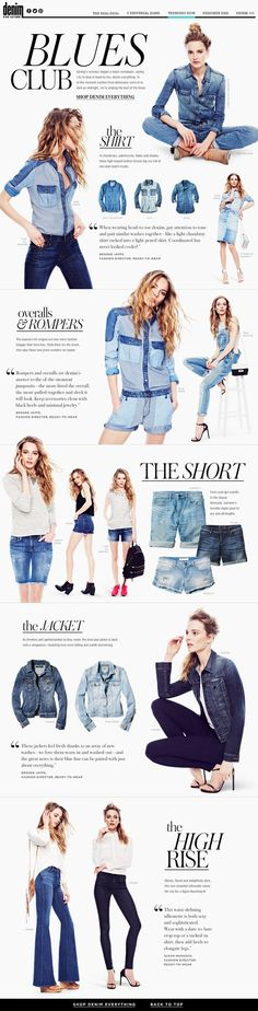 Trending Now - Designer Denim Fit Guide for Real Women - What's New | Bloomingdale's: