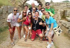 Recordando...Una inolvidable experiencia en Olimpia