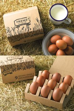 Frenz Egg Packaging by Emily Ngo