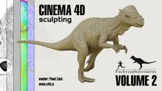 Cinema 4D Sculpting Vol 2. I have released Maxon C4D Sculpting Volume TWO. As the first volume of the series says, sculpting is an amazing f...