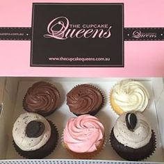 @rheaskinner's Mum sure knows how to make the weekends really quite delicious with this sweet cupcake delivery! We all want your Mum!