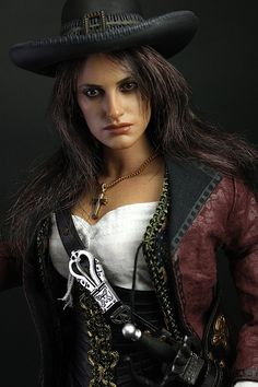 Pirates Of The Caribbean / On Stranger Tides - Angelica