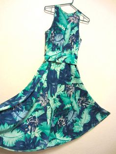 All That Jazz Belted Midi Pocketed by PizzelwaddelsApparel on Etsy, $52.97
