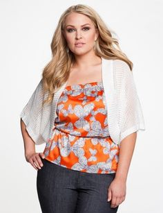 Plus Size Sweaters   Women's Sweaters, Plus Size Cardigans & Knits   eloquii by THE LIMITED